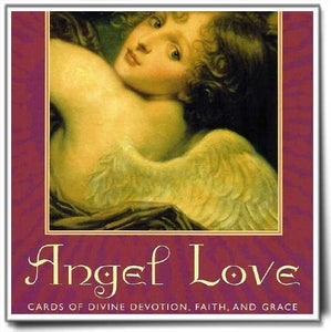Image of Angel Love Cards - Book and Cards Set