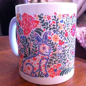 Image of Bunny Rabbit Mug
