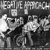 "Image of Negative Approach ""Nothing Will Stand In Our Way"" 12"""