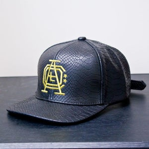 Image of Local Icon - Snakeskin Strapback
