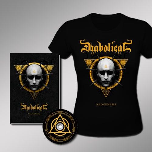 Image of Neogenesis - Mediabook + Girlie package deal