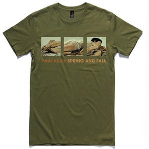 Image of Olive 'Spring And Fall' Tee