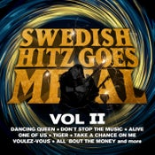 Image of SWEDISH HITZ GOES METAL - VOL 2 - DOOCD009