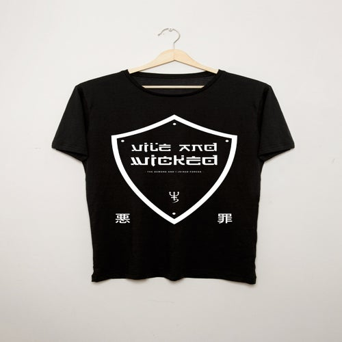 Image of Vile & Wicked Unisex Tee
