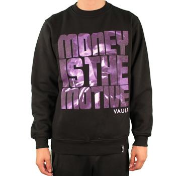 Image of Money is the Motive (Blk/Purple)