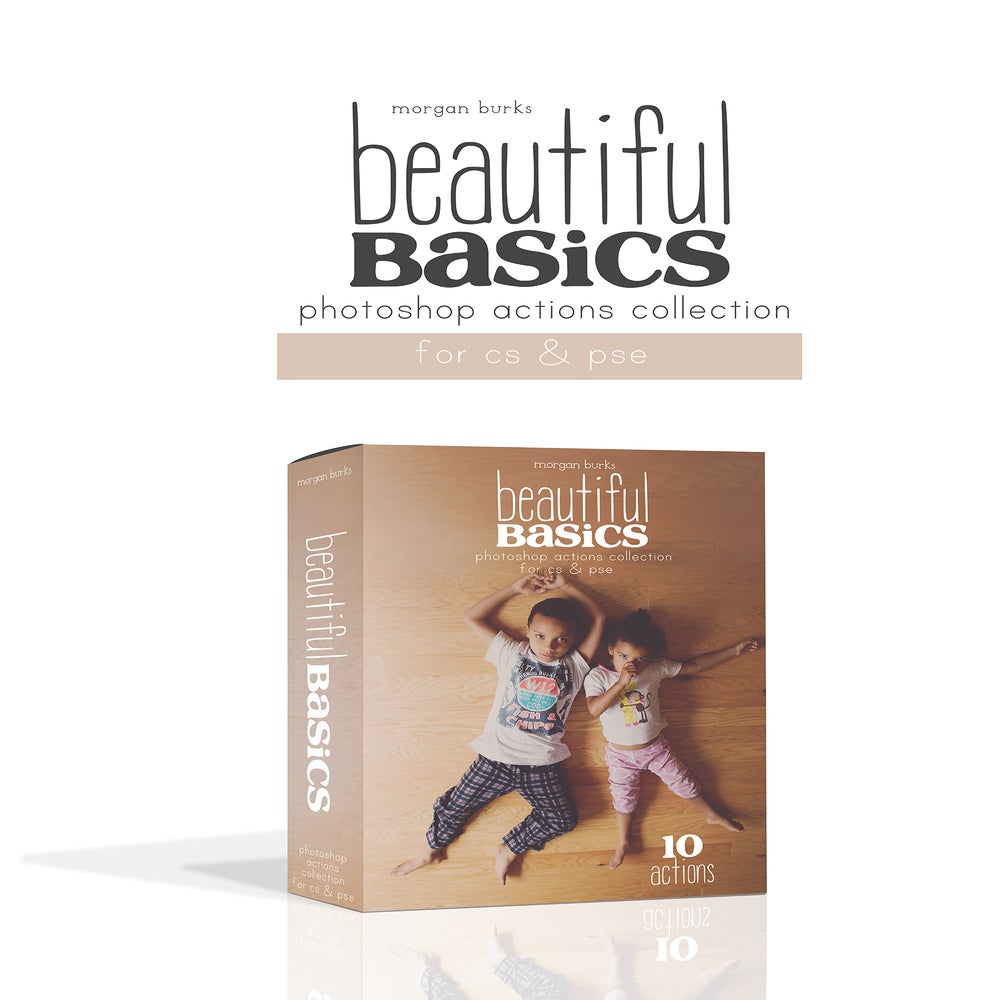 Image of MB Beautiful Basics Action Collection