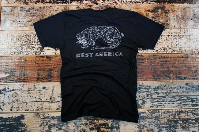 Image of W/A Jaguar pocket T-Shirt