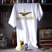 Image of MOTO GUZZI T SHIRT