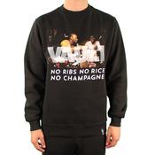 Image of No Ribs Crew (Black)