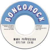 Image of Mark Professor - Oystah Card 7""