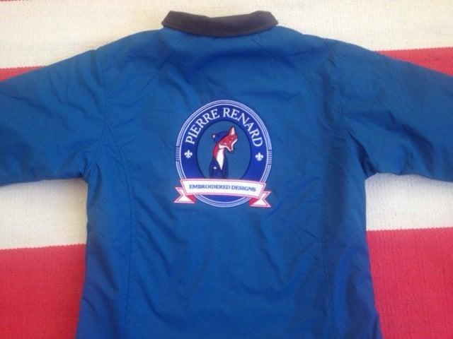Image of Pierre Wear Micro-fleece Lined Jacket