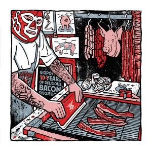 Image of Makin' Bacon - Flatstock 41 Demo Print