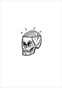 Image of 'ON MY MIND' Print