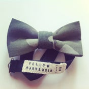 Image of recycled camouflage bowtie