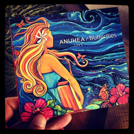 Image of Butterflies: Anuhea Live