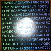 Image of FOOT VILLAGE / HEALTH / CAPTAIN AHAB / JASON FORREST remix 12""