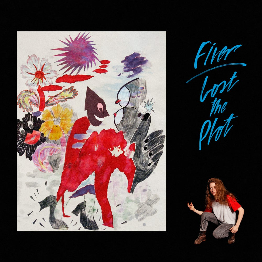 Image of Fiver • Lost the Plot •  LP (with download)