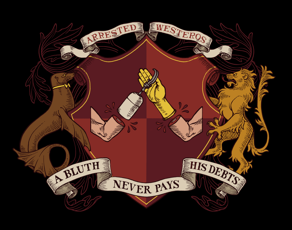 Image of A Coat of Arms Shirt