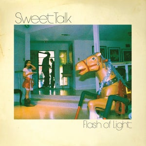 "Image of Sweet Talk - 'Flash Of Light' 12"" EP (12XU 057-1)"