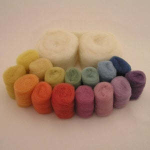 Image of Needle Felting Artist Palette