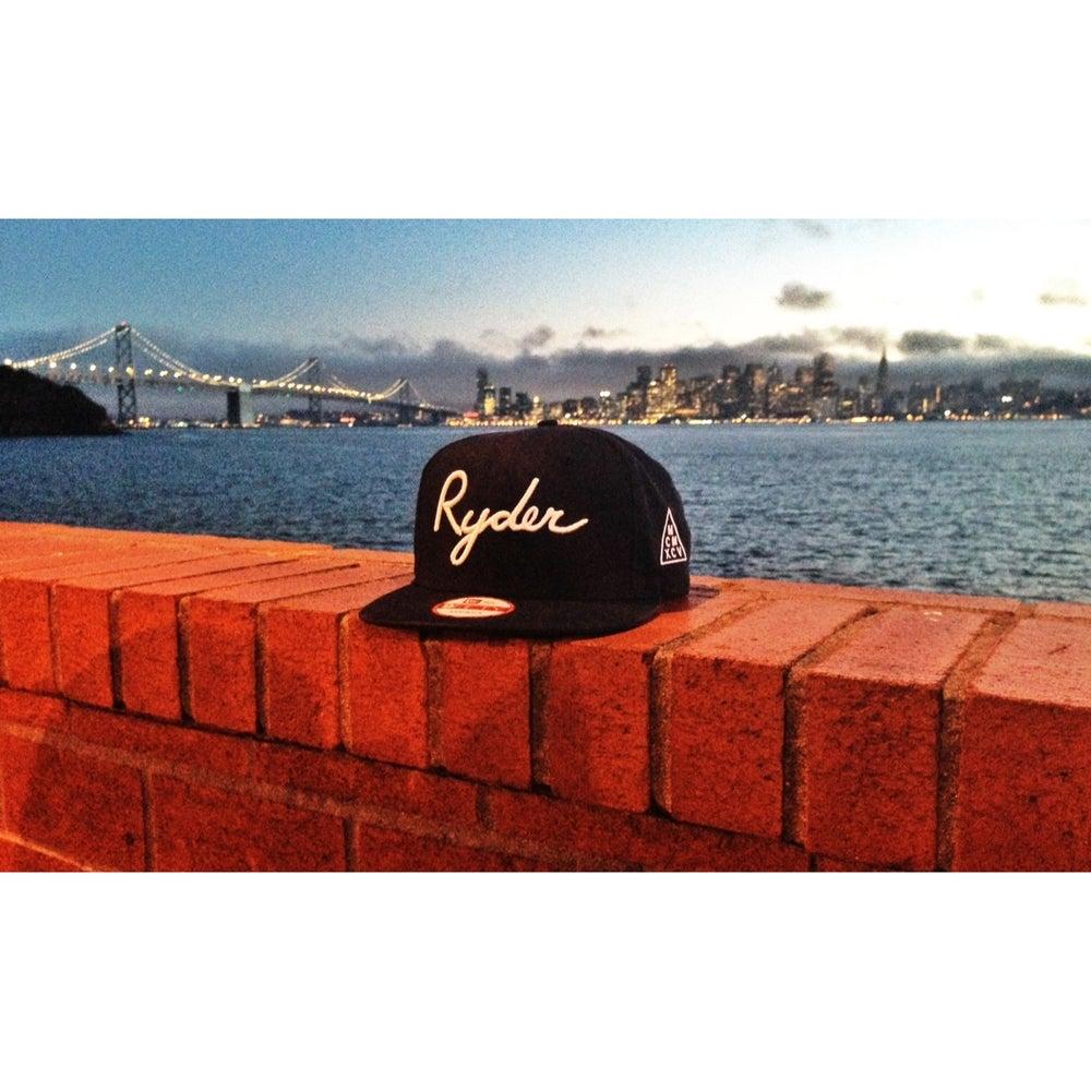 Image of Ryder New Era Snapback Hat