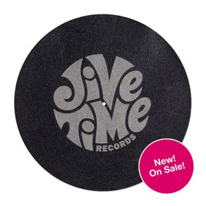 Image of New! Jive Time Logo Slipmats