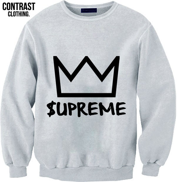 Supreme Contrast Clothing