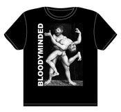"Image of BLOODYMINDED ""Hercules and Antaeus"" T-Shirt"