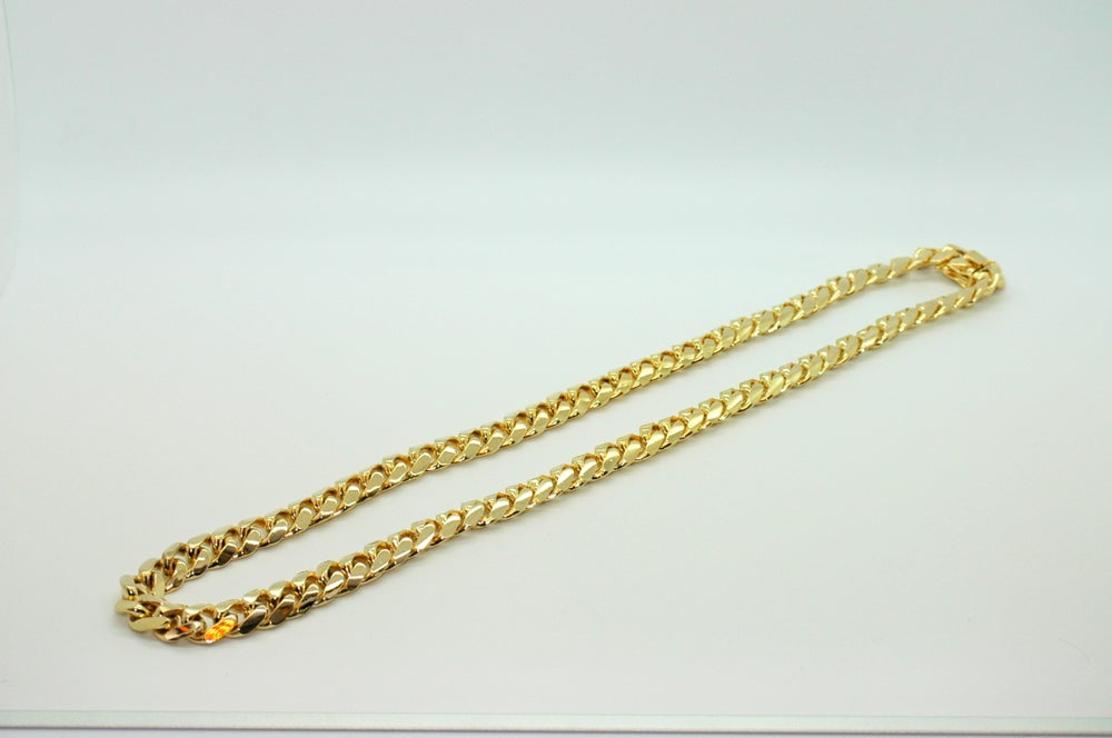 Image of 16mm Large Cuban Link (chain Only)