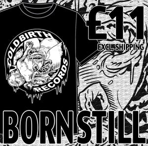 Image of BORN STILL T-SHIRT