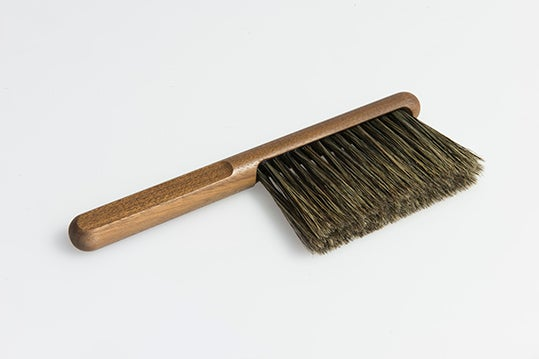 Image of Chiltern banister brush. Walnut