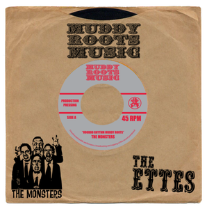 Image of The Ettes/The Monsters Split 7""