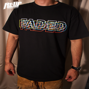 Image of FADED TEE