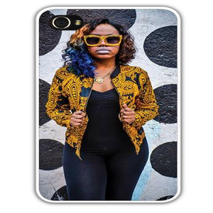 "Image of Lucci Vee ""Gold Goddess"" Case"