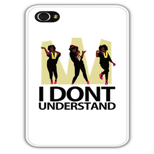 "Image of ""I Dont Understand"" case"