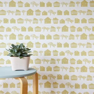 Image of JUST ARRIVED! Smalltown wallpaper in Camber