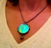 Image of Through the Looking Glass - necklace