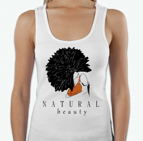 Image of Natural Beauty Tank- Burnt Orange