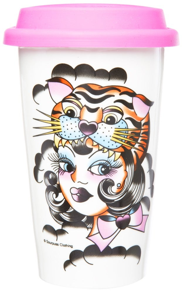 Image of ON THE PROWL TUMBLER CUP<BR><BR>