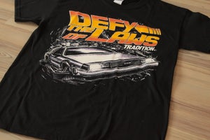 Image of BTTF Black