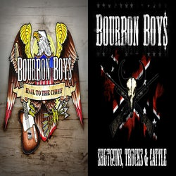 Image of Bourbon Boys - 2 x album pack