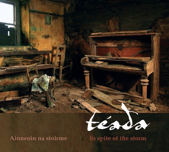 Image of CD: Téada - In spite of the storm