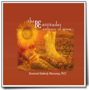 Image of The Be-Attitudes Embrace of  - Hardcover Book