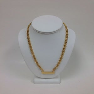 Image of Cuban Bar Link Chain