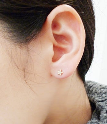 Image of Mini Sparkling Stud Earring