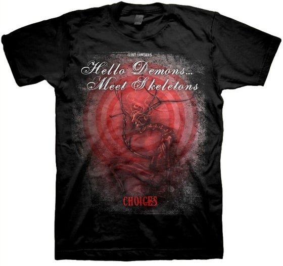 Image of HDMS4 - Choices Tee