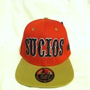 Image of Sucios 49ers color HAT