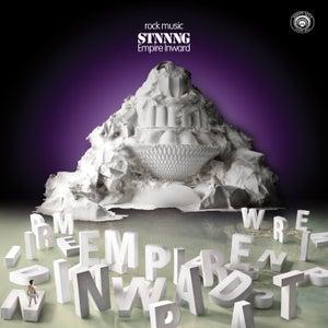 Image of STNNNG - Empire Inward (LP)