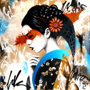 Image of Fin Dac x LAMINATE Most Wanted Print Series