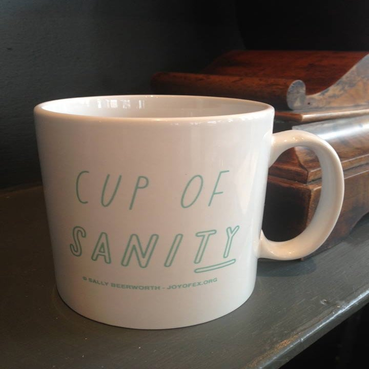 Image of Cup of SaniTY Mug